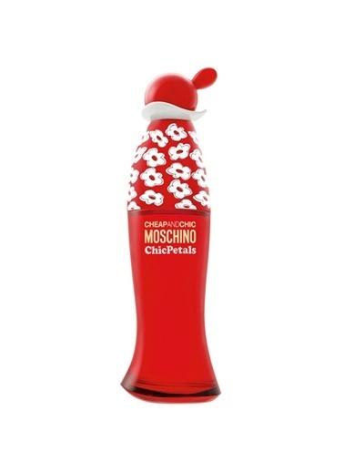 Moschino Chic Petals Edt 100 Ml Kadın Parfüm Renksiz